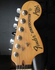 Amy Winehouse Headstock